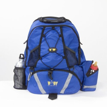 Diaper Backpack in Royal Blue