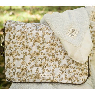 Bumble Bags Blue Latte Diaper Bag (Blanket and Burpie Not Included)