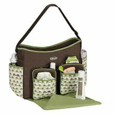 Graco Baby Diaper Bag - Pippin
