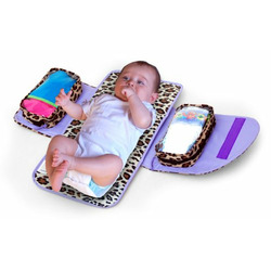Boogaloo 64 Day Tripper - Leopard Diaper Bag