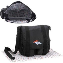 Concept One NFL Denver Broncos Diaper Bag