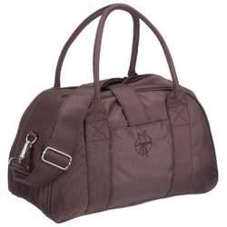 Lassig Shoulder Eco-Friendly Diaper Bag, Glam Choco