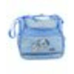"Baby Essentials ""Baby Boy"" Diaper Bag - blue, one size"