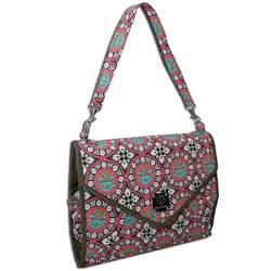 Bella Tunno Parent Pod Diaper Bag, Wee Whimsy
