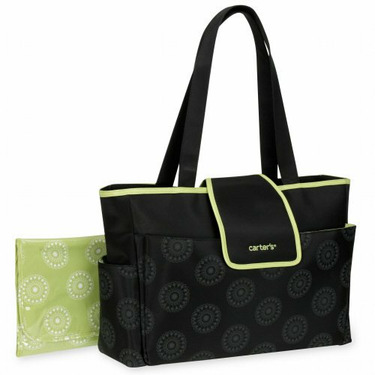 Carter's out 'n about diaper bag
