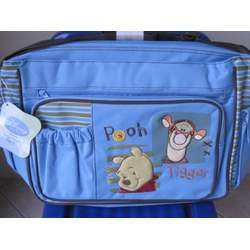 Large Disney Winnie the Pooh, Tigger Diaper Bag