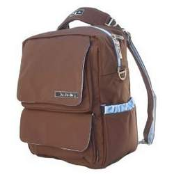 Ju Ju Be - PackaBe Diaper Bag in Brown Robin