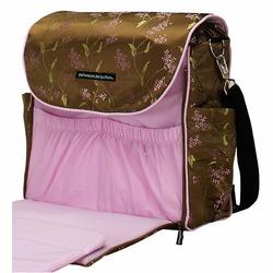 Spring Roll Backpack Diaper Bag