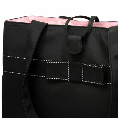 JP Lizzy Tiffany in Pink Classic Tote Set