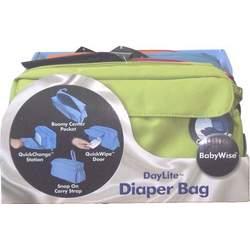 DayLite Quick Change Diaper Bag - Light Blue