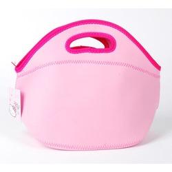 Hello Kitty Mini Tote Handbag Lunch Box Bag Pink