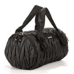 timi & leslie Camilla Diaper Bag, Black