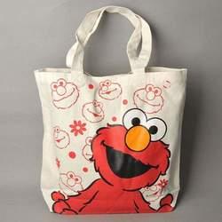 Sesame Street Shoulder Bag Shopping Tote Handbag