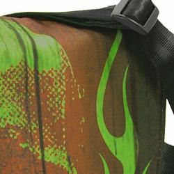 Lime Skull Satchel and Diaper Bag