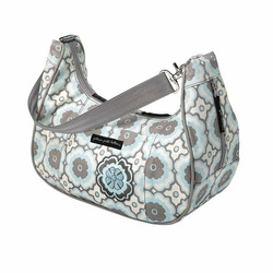 Touring Tote Diaper Bag - Sleepy in Santorini