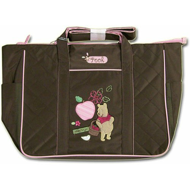 Pooh Picked For You Large Messenger Diaper Bag