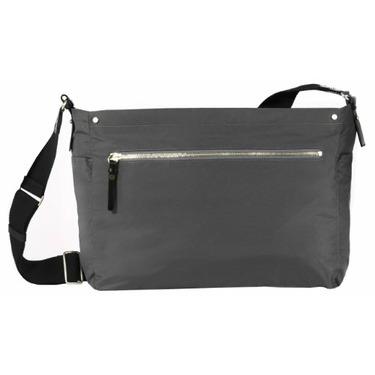 DwellStudio Sullivan Messenger Bag, Charcoal