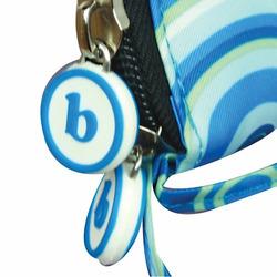 Bumkins Wallet, Blue Fizz