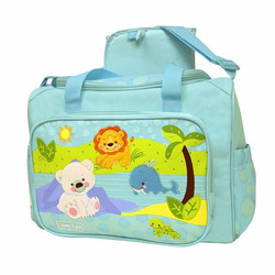 Precious Planet Fisher Price Diaper Bag Tote Baby New Large