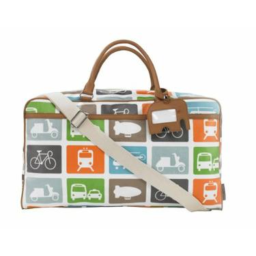 DwellStudio Baby Transportation Weekender Bag