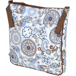Bumble Bags Samantha Eco-Friendly Stroller Bag, Starry Sky