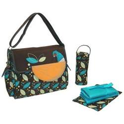 Kalencom Eleanor Diaper Bag - Pheasant - KAL330