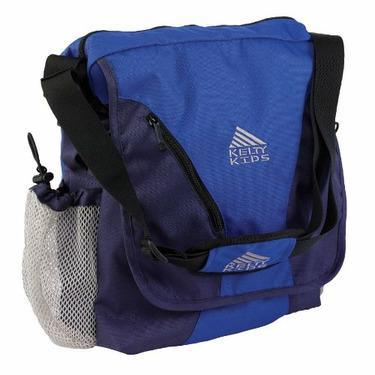 Kelty K.I.D.S. Messenger Diaper Bag (Blueberry)