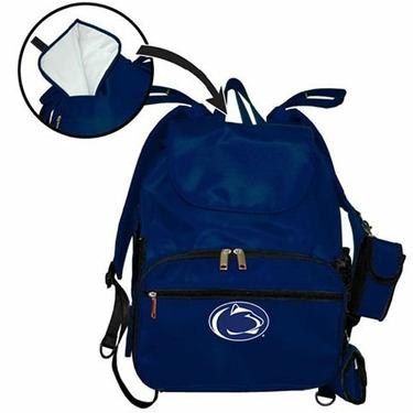 Penn State University Travel Backpack Diaper Bag