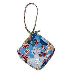 Ju Ju Be - PackaBe Diaper Bag in Blue Bouquet