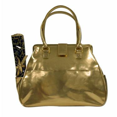 Cargo Cutie Gold Diva Diaper Bag