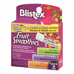 Blistex Fruit Smoothies SPF 15 Lip Balm