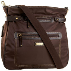 Storksak Claire Diaper Bag,Chocolate,one  size