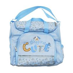 Dog Gone Cute Diaper Bag + Changing Pad by Baby Essentials