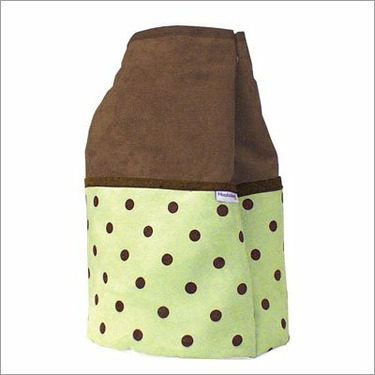 Hoohobbers Personalized Diaper Bag Backpack Personalized Diaper Bag Backpack in Green Dots Customize: Yes, Personalization: Embroidered - One Word