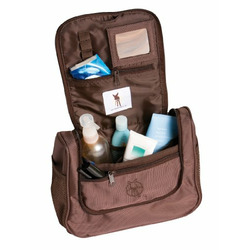 Lassig Wash Bag Toiletry Bag, Glam Beige
