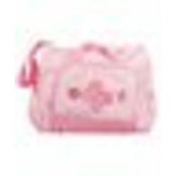 Gerber Large Buttons Diaper Bag - Pink