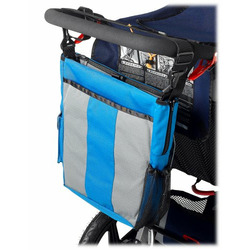 BOB Stroller Diaper Bag in Pacific Blue