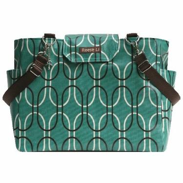 Blue Capsule Lexington Diaper Bag
