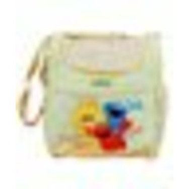 Sesame Street Convertible Backpack Diaper Bag - one color, one size