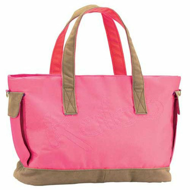 Diaper Bag (Fuschia)