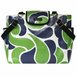 Marine Tadpole Lexington Diaper Bag