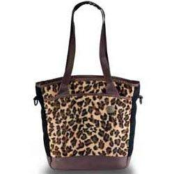 Sling Tote Diaper Bag - Leopard