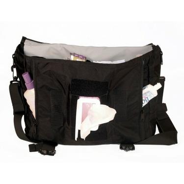 Collegiate Messenger Diaper Bag LSU