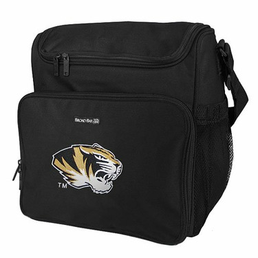 Mizzou University of Missouri Tigers Logo College Logo Diaper Bag - Baby Bag - BEST Baby Shower GIFT for New Dad, Father or New Mom Mother GIFTS