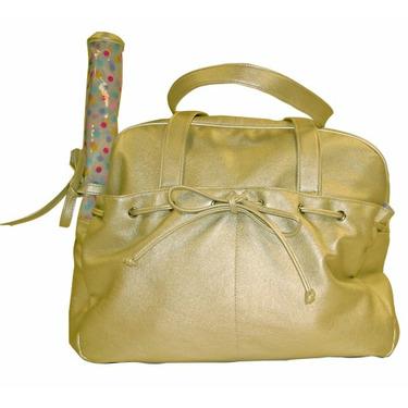 Cargo Cutie Modern Mom Cream Diaper Bag
