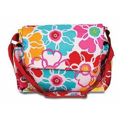 Bright Bloom Diaper Bag