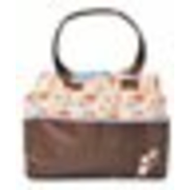 """Winnie the Pooh """"Meadow Pattern"""" Diaper Tote Bag - pink/brown, one size"""