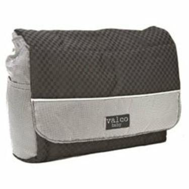 Valco Baby Diaper Bag - Harlequin Black