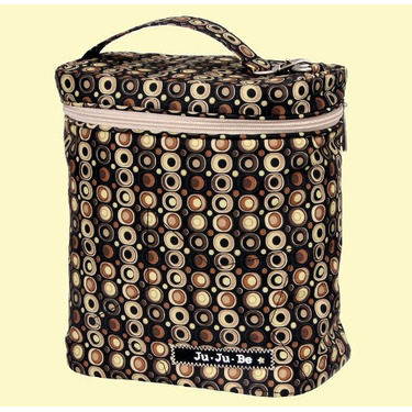Ju Ju Be Fuel Cell Champagne Bubbles Lunch Bag