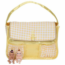 Baby In My Pocket Diaper Bag - Yellow